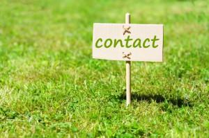 persoonlijk contact
