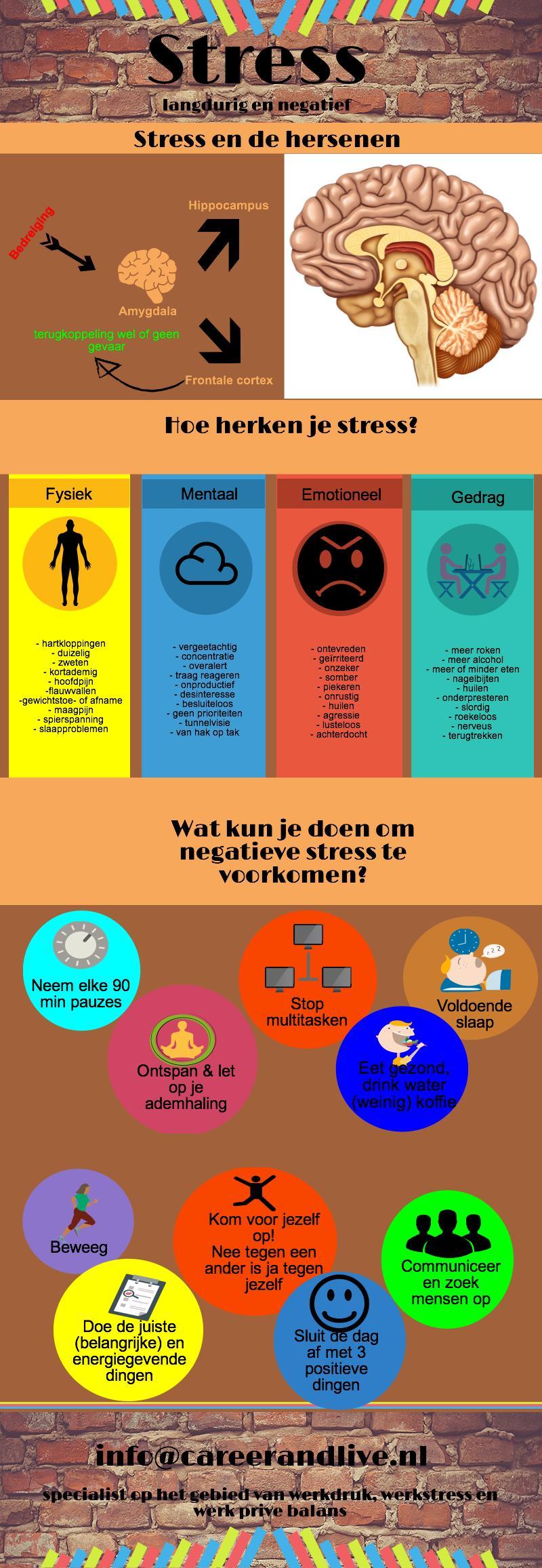 hoe te ontstressen