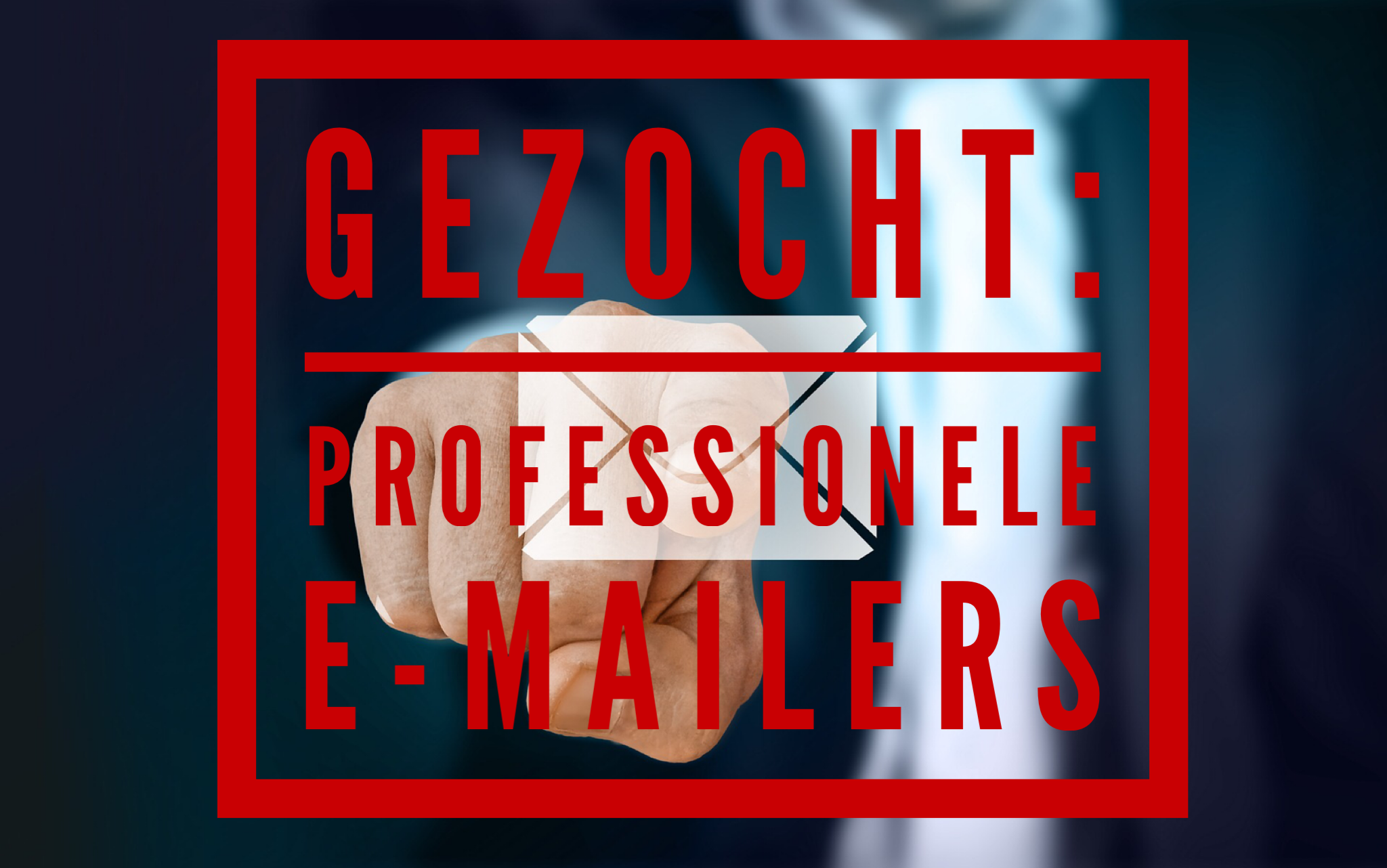 Inspirerende vacature: professionele e-mailers