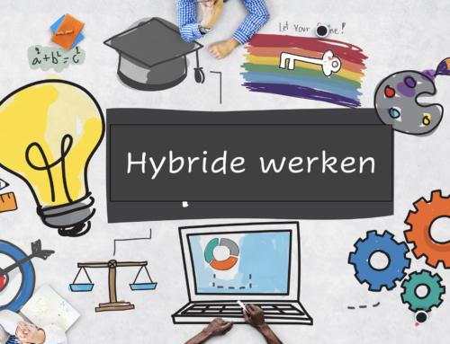Hybride werken, ga in dialoog en zorg voor serendipiteit
